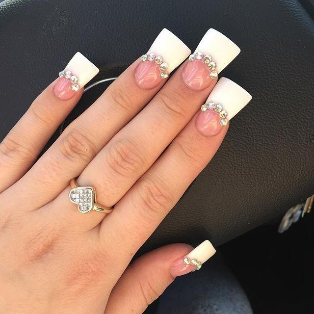 Flare Nail Shape
