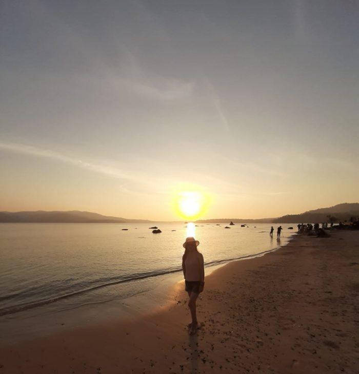 'Sunset Point' Chidiya Tapu