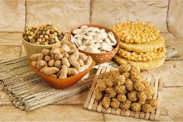 Lohri Special Food