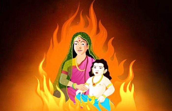 Story Behind Holi Festival