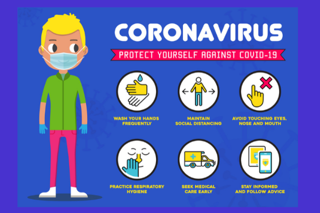 Protect Yourself Against COVID-19 (Cronavirus)
