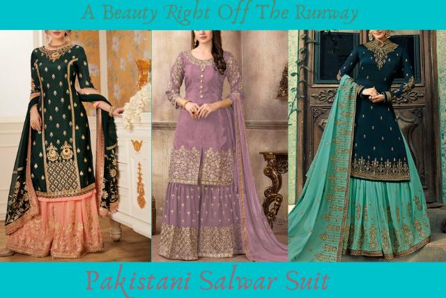 Pakistani Salwar Suit