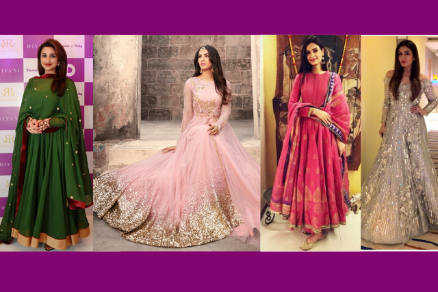 Salwar Suits For Wedding Party