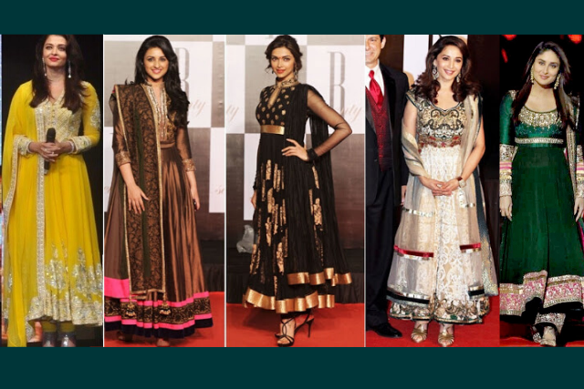 Anarkali Bridal Salwar Suit