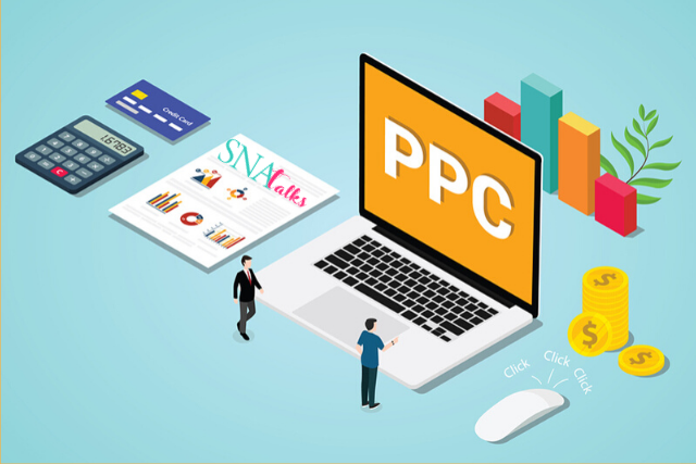 Pay Per Click(PPC)